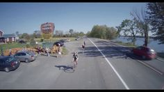 Bike for Breath 2014 - Event video ... with Drone footage!