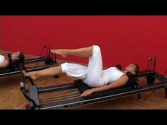 art of motion: Pilates Reformer