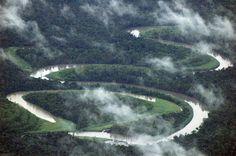 View of the Mamberamo river-Papua © Intu Boedhihartono | Flickr - Photo Sharing!