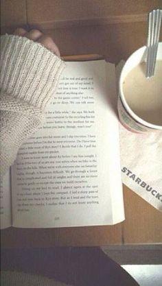 //café con leche y lectura//