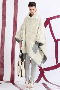 Tsumori Chisato Pre-Fall 2014 - Slideshow - Runway, Fashion Week, Fashion Shows, Reviews and Fashion Images - WWD.com