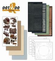 Hobbydots setje Dot & Do 09 Vintage