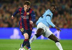 Willy Caballero: Manchester City Siap Dekati Lionel Messi