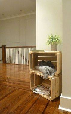 Fancy - Recycled Pallet Crates