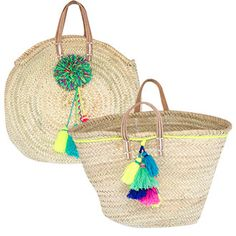Sunny Jim market basket