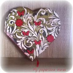 Δώρα για τις αγαπημένες μας μαθήτριες vol2!!!! #handmade #book #butterflies #red #mystudents #heart ❤ #special gift