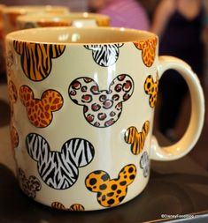 My morning coffee in a Mickey mug ... what more could I ask! awesome!