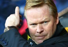 Zeze: The Dutchman: Koeman agrees to become Everton's ne...