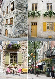 Old Quebec City, Lower Town BoulderLocavore.com