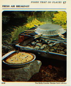 Real Family Camping: Retro Recipe: Campers' Coffee Cake