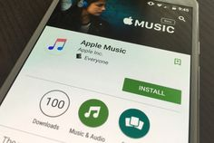 Apple Music has come to Android