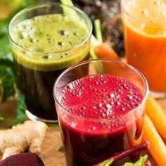 Como fazer sucos para a anemia