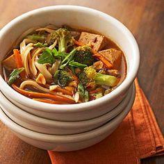 Diabetes-Friendly Vegetarian Soup Recipes | Diabetic Living Online