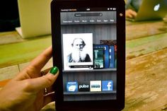 Amazon Kindle Fire - Courtney Boyd Myers/Wikimedia Commons