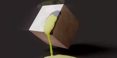 Cinema 4d Acid Effect (Sticky Liquid) Tutorial