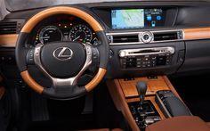 Lexus GS450h 2013 Interior