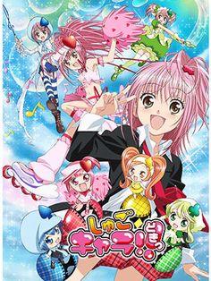 Shugo Chara! My favorite anime!!