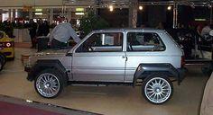 Fiat Panda 4x4 Extreme Tuning
