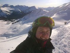 Amazing day @LakeLouise at the top of Hikers Paradise!