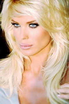 Alexis Vogel Makeup & Hair on Victoria Silvstedt Actress/Model