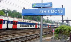 gare d'ATHIS-MONS Paris, Montmartre Paris, Paris France