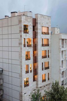 Baranoosh Residential Building