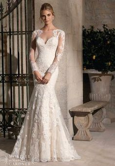 Mori Lee Bridal by Madeline Gardner - 2725