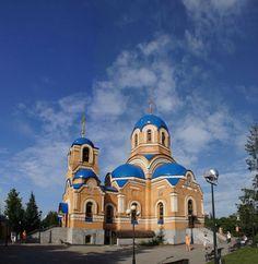 Church of the Assumption of the Blessed Virgin, Yoshkar-Ola Venäjä, Marin tasavalta