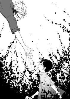 Kei and Kaito | Ajin