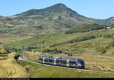 RailPictures.Net Photo: unknown Ferrovie dello Stato (FS) ALe 501 at Roccapalumba, Italy by Roberto Meli