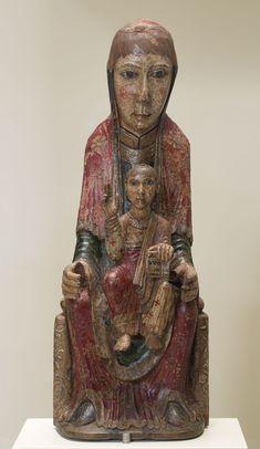 Virgen de Ger | Museu Nacional d'Art de Catalunya