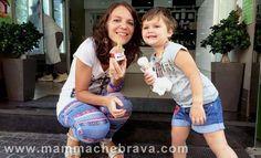 Nutella icecream per tutti!!!