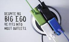 The world's first designer charger – Designed to make you look good. Get yours from www.igg.me/at/mrcharger | Indiegogo