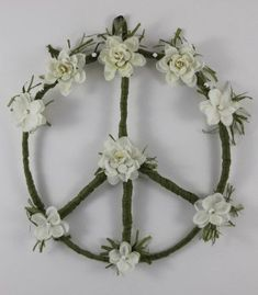Decoration 2 mariage Peace and Love