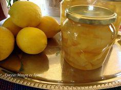 Cookbook Recipes, Cooking Recipes, Greek Sweets, Sweets Cake, Pastry Cake, Pickles, Sweet Recipes, Cantaloupe, Cucumber