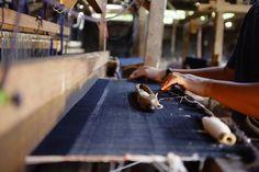 Graham Point Handwoven Selvedge Jeans Kickstarter