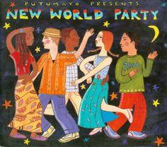 Putumayo Home | Putumayo Presents: New World Party (1999)