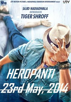 Download Heropanti Full Movie Free 3GP,MP4,AVI,HD,MKV,FLV,clear print direct download link