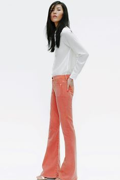 ZARA Woman - Lookbook April