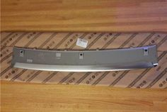 FS: OEM B8 S4 Front Blade - Chrome NEW