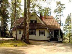 Ainola, Tuusulanjärvi, Finland, house of Jean Sibelius since 1904