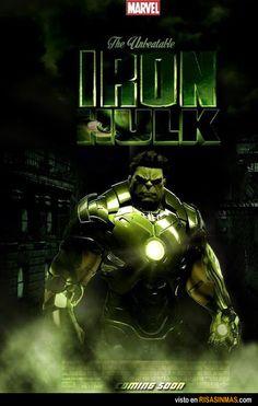 Lo próximo de Marvel: Iron Hulk.