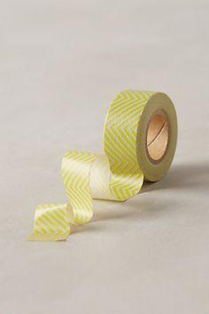 Washi Paper Tape - anthropologie.com