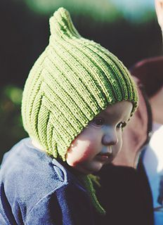 Ravelry: wald-zwergenmützchen pattern by frau kreativberg Baby Knitting Patterns, Baby Patterns, Crochet Patterns, Knitting Ideas, Crochet Baby, Knit Crochet, Man 2, Kids Hats, Ravelry