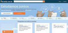 Estudantes agora podem se juntar em uma rede social educativa para promover a troca de