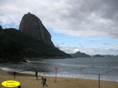 https://flic.kr/p/nQxkTs   PraiaVermelha   Praia Vermelha na Urca em um dia nublado. Rio de Janeiro