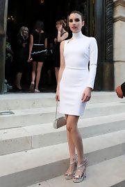 Emma Roberts Cocktail Dress