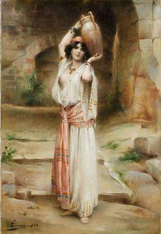 Henri-Tanoux.html — Adrien Henri Tanoux 1865-1923 | French Orientalist painter