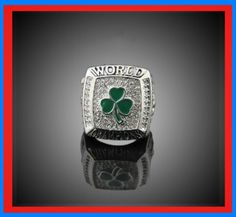 2008 Boston Celtics NBA Champions Ring
