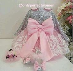 Untitled Flower Girls, Flower Girl Dresses, Baby Dresses, Girls Pageant Dresses, Toddler Girl Dresses, Pink Pages, Baby Birthday Dress, Birthday Fashion, Angel Dress